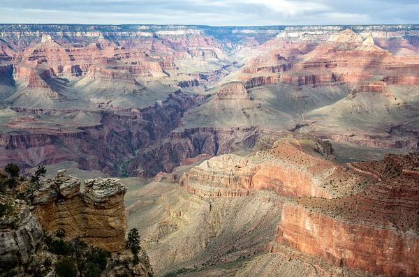 13. Grand Canyon Arizona  (4) - U.S. NATIONAL PARKS - September 2015 - François Scheffen Photography