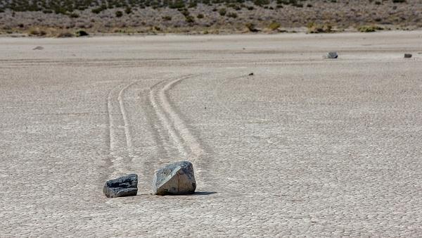 15. Death Valley N.P.  (5) The Racetrack - U.S. NATIONAL PARKS - September 2015 - François Scheffen Photography