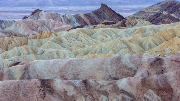 15. Death Valley N.P.  (7) Zabriskie Point - U.S. NATIONAL PARKS - September 2015 - François Scheffen Photography