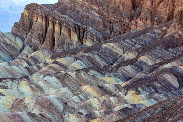 15. Death Valley N.P.  (6) Zabriskie Point - U.S. NATIONAL PARKS - September 2015 - François Scheffen Photography