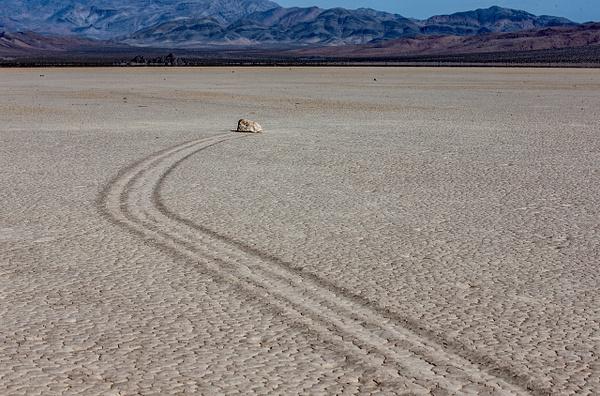 15. Death Valley N.P.  (3) The Racetrack - U.S. NATIONAL PARKS - September 2015 - François Scheffen Photography