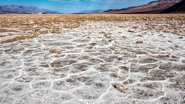 15. Death Valley N.P.  (9) Badwater Basin - U.S. NATIONAL PARKS - September 2015 - François Scheffen Photography