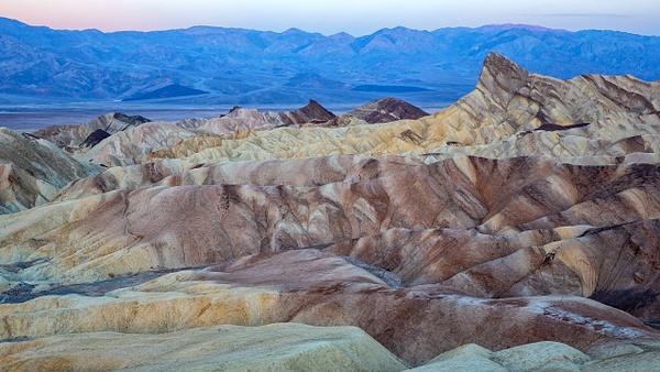 15. Death Valley N.P.  (12) Zabriskie Point - U.S. NATIONAL PARKS - September 2015 - François Scheffen Photography