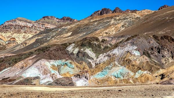 15. Death Valley N.P.  (10) Artist Palette - U.S. NATIONAL PARKS - September 2015 - François Scheffen Photography