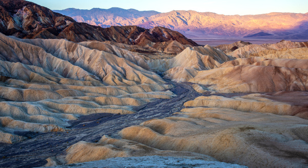 15. Death Valley N.P.  (14) Zabriskie Point - U.S. NATIONAL PARKS - September 2015 - François Scheffen Photography