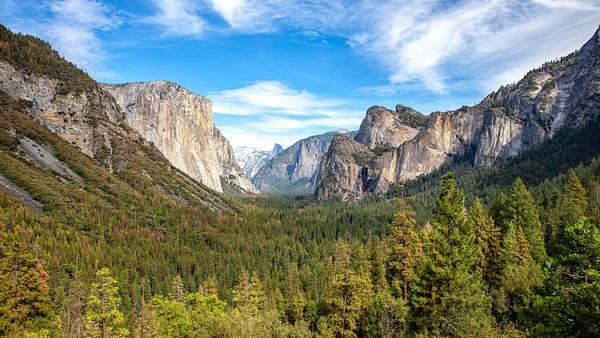 17. Yosemite N.P (2) Yosemite Valley - U.S. NATIONAL PARKS - September 2015 - François Scheffen Photography