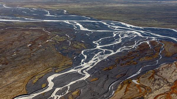 02. fm Fagurhólsmýri to Skaftafell - ICELAND - Aerial Views - François Scheffen Photography