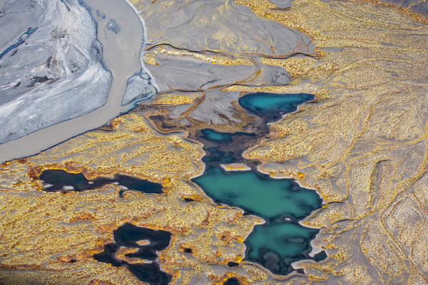 03. fm Fagurhólsmýri to Skaftafell - ICELAND - Aerial Views 2012 - François Scheffen Photography