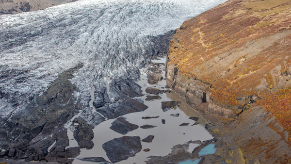01. fm Fagurhólsmýri to Skaftafell - ICELAND - Aerial Views - François Scheffen Photography