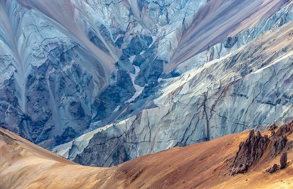 09. Skaftafell - ICELAND - Aerial Views 2012 - François Scheffen Photography