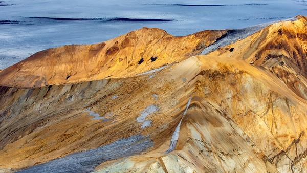 11. Skaftafell - ICELAND - Aerial Views 2012 - François Scheffen Photography