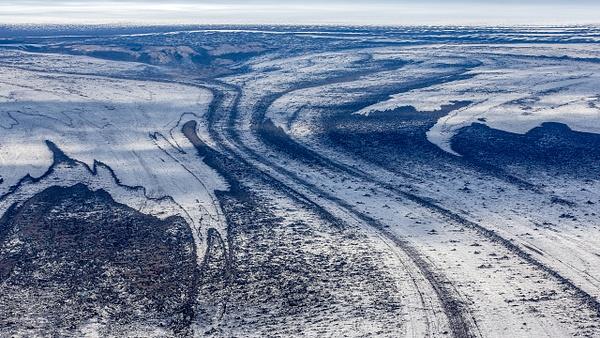 12. Skaftafell - ICELAND - Aerial Views - François Scheffen Photography
