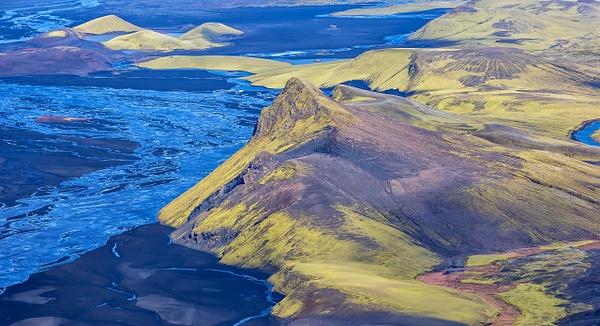 25. Lakagígar - ICELAND - Aerial Views 2012 - François Scheffen Photography