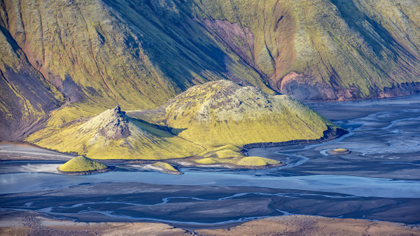 24. Lakagígar - ICELAND - Aerial Views 2012 - François Scheffen Photography