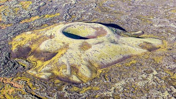 23. Lakagígar - ICELAND - Aerial Views - François Scheffen Photography