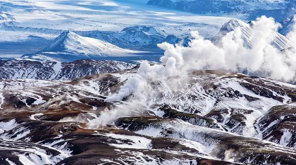 38. Landmanna laugar - ICELAND - Aerial Views - François Scheffen Photography