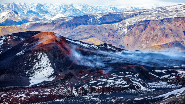 44. volcano Eyjafjallajökull - ICELAND - Aerial Views 2012 - François Scheffen Photography