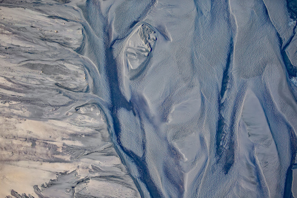 50. fm Vík to Svínafellsjökull - ICELAND - Aerial Views 2012 - François Scheffen Photography