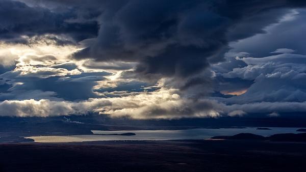 77. fm Vatnafjöll to Langjökull - ICELAND - Aerial Views - François Scheffen Photography