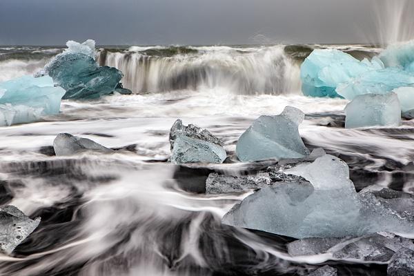 BL2P1616x Breiðamerkursandur - ICELAND - October 2012 - François Scheffen Photography