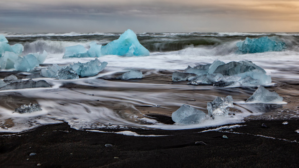BL2P1877x Breiðamerkursandur - ICELAND - October 2012 - François Scheffen Photography