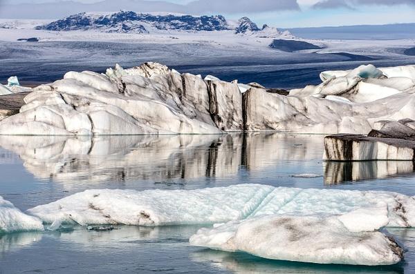 BL2P6257xx Jökulsárlón Glacier Lagoon - ICELAND - October 2012 - François Scheffen Photography