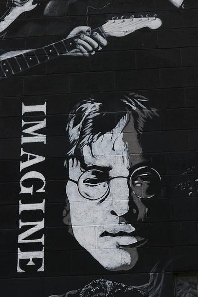 Wall Mural, Knuckleheads, Kansas City - Best Photos - PhotographyScott