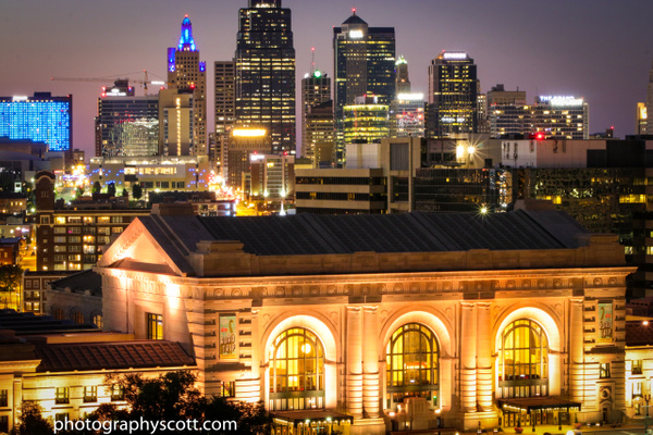 Downtown Kansas City, MO - Home - PhotographyScott