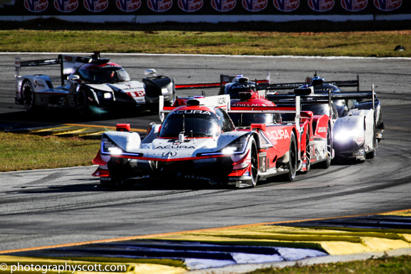 Just Another Day at the Office - Motorsports - PhotographyScott