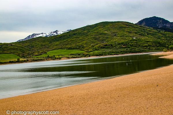 Pineview Reservoir - Utah - Photography Scott