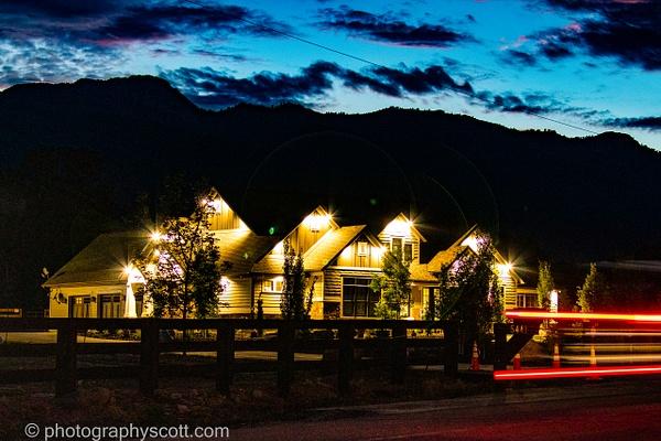Cool House in Eden - Utah - Photography Scott
