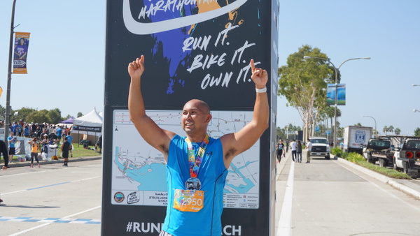 DSC08103 - Long Beach Marathon - Cyril Belarmino Photography