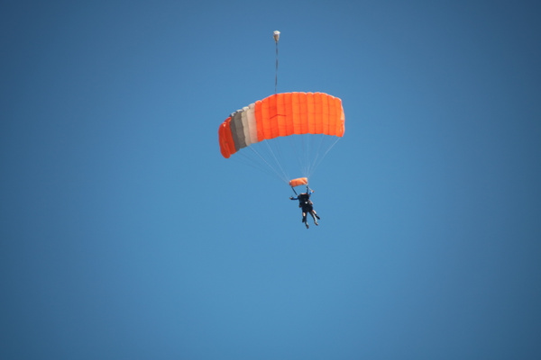 going down - Skydive San Diego - Cyril Belarmino Photography
