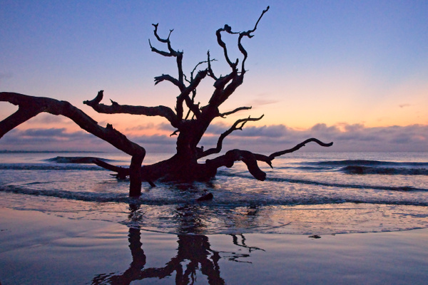 Boneyard Sunrise 6 - Shore Landscapes - Phil Mason Photography