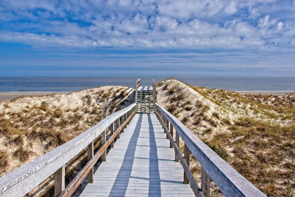 Beach Access - Shore Landscapes - Phil Mason Photography