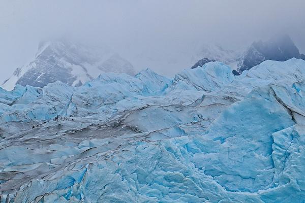 Perito Merino Glacier 2 - Landscapes - Phil Mason Photography