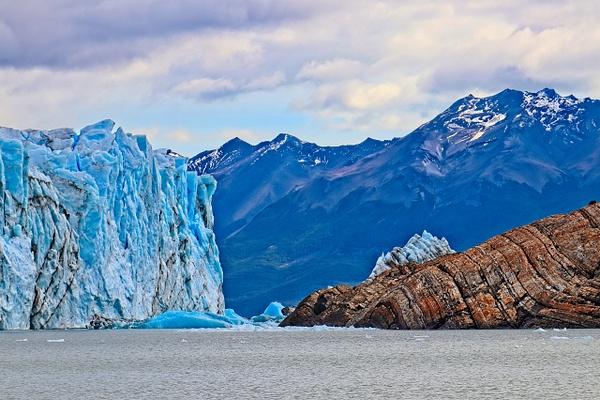 Perito Merino Glacier 1 by PhilMasonPhotography