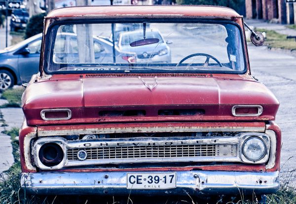 Abandoned - Things of Interest - Phil Mason Photography