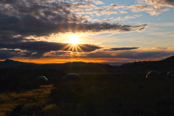 Ecocamp 1 - Landscapes - Phil Mason Photography