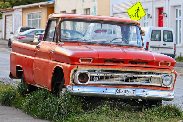 Abandoned 2 Punta Arenas - Things of Interest - Phil Mason Photography