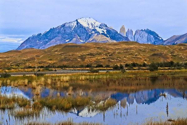 Torres del Paine 3 - Landscapes - Phil Mason Photography