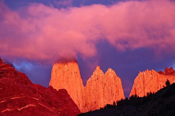 Towers Sunrise 4 - Landscapes - Phil Mason Photography