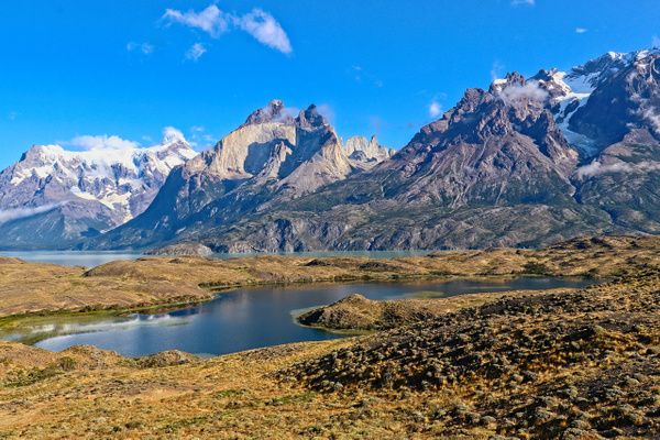 View of Grande Torres - Landscapes - Phil Mason Photography