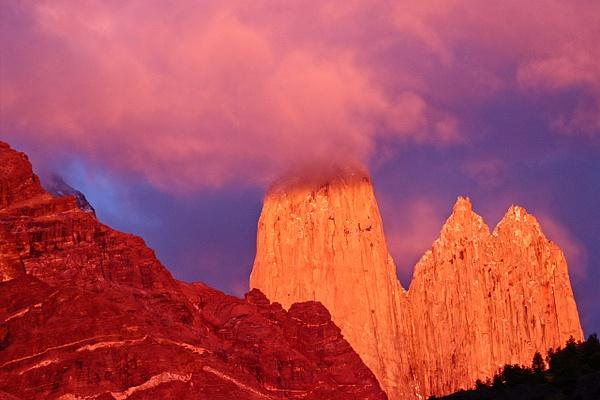 Towers Sunrise 3 - Landscapes - Phil Mason Photography