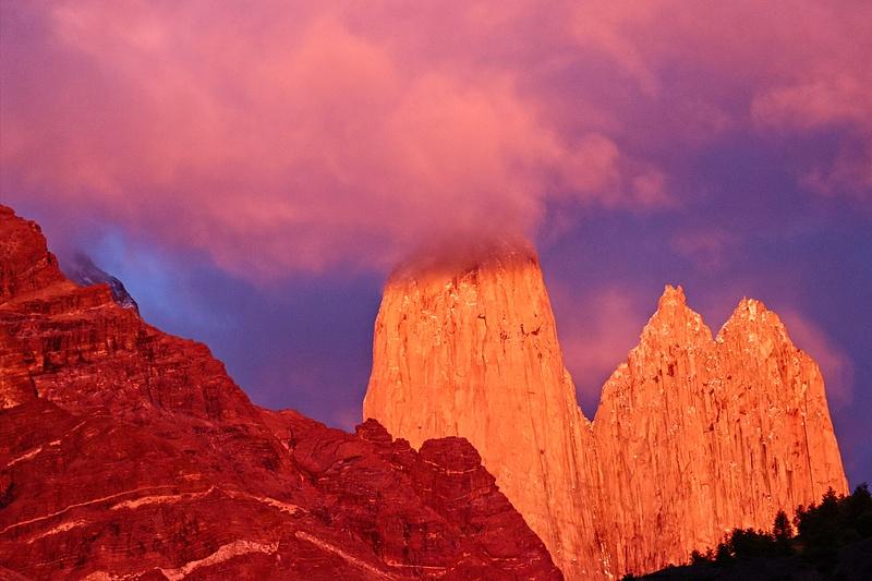 Towers Sunrise 3