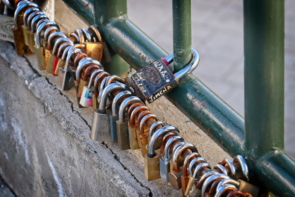 Locks - Things of Interest - Phil Mason Photography