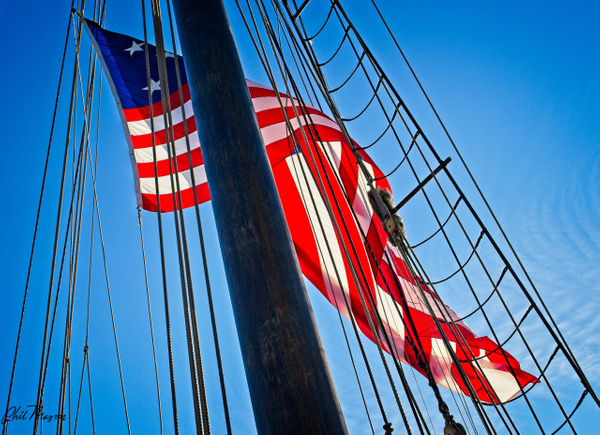 Old Glory - Things of Interest - Phil Mason Photography
