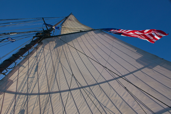 Under Sail - Things of Interest - Phil Mason Photography