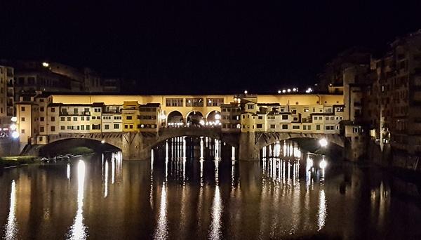 Ponte Vecchio Bridge - Landscapes - Phil Mason Photography