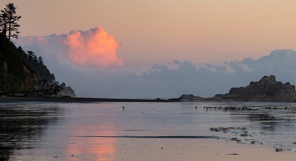 Ruby Beach Sunset 1-8242 - Portfolio - Neil Sims Photography